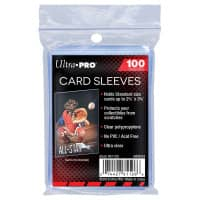 Ultra Pro Soft Card Sleeves - 100 Stk Packung