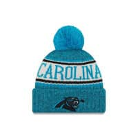 Carolina Panthers 2018 Sideline Sport Knit NFL Wintermütze
