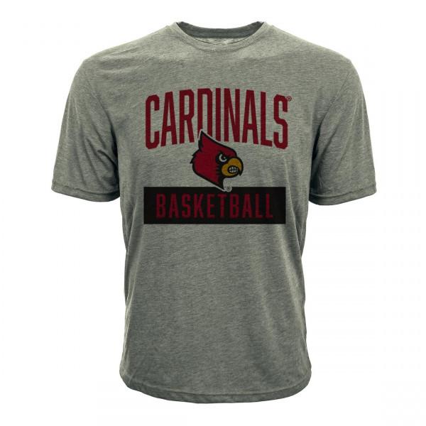 Louisville Cardinals Basketball NCAA T-Shirt