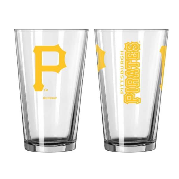 Pittsburgh Pirates Gameday MLB Pint Glas (470 ml)