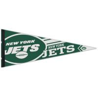 New York Jets Big Logo WinCraft Premium Football NFL Wimpel