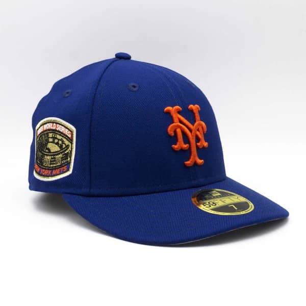 New York Mets 1969 World Series Low Profile 59FIFTY Fitted MLB Cap