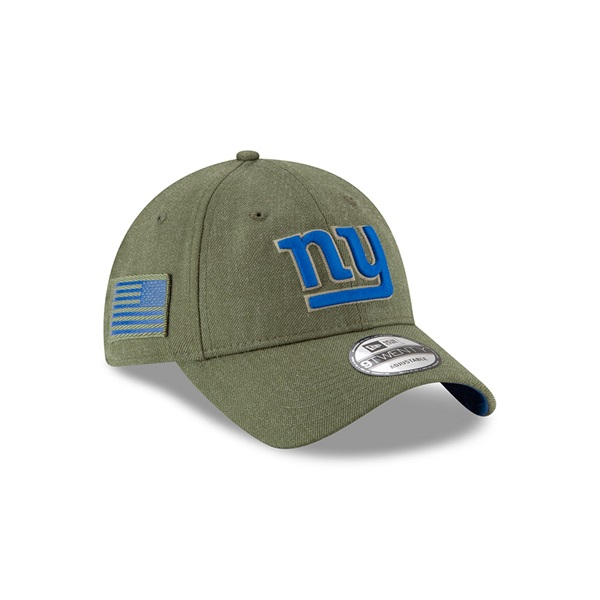 buy popular 9e345 dddb2 New Era New York Giants 2018 Salute to Service 9TWENTY NFL Cap   TAASS.com  Fan Shop