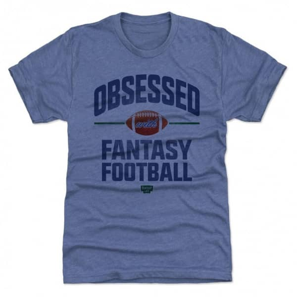 Fantasy Football Obsessed T-Shirt