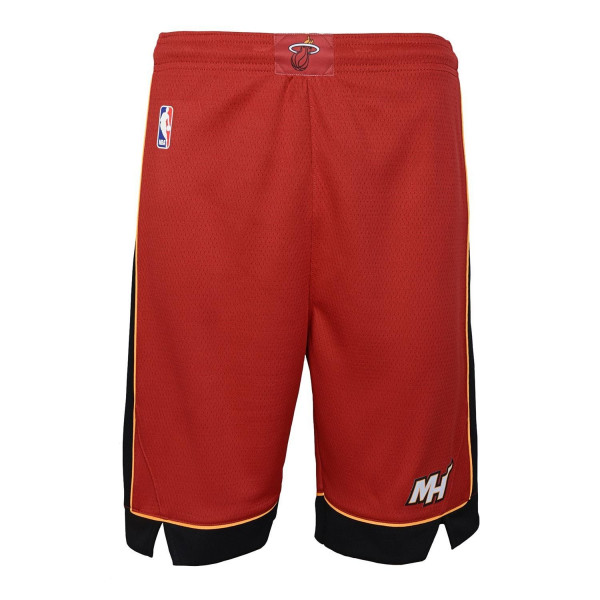 Miami Heat Youth Statement Swingman NBA Shorts (KINDER)