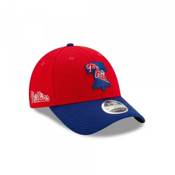 Philadelphia Phillies 2020 Spring Training Stretch-Snap 9FORTY MLB Cap