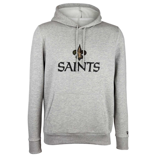 New Orleans Saints 2019 Camo Logo NFL Hoodie Sweatshirt