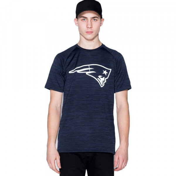New England Patriots Engineered Performance NFL T-Shirt