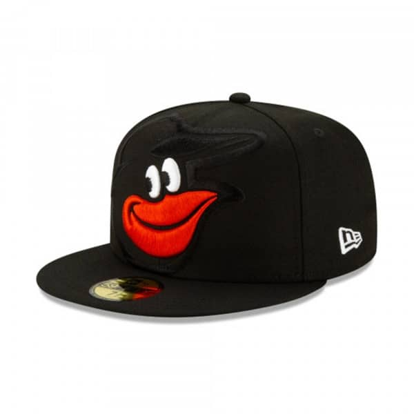 Baltimore Orioles Logo Elements New Era 9FIFTY Snapback MLB Cap