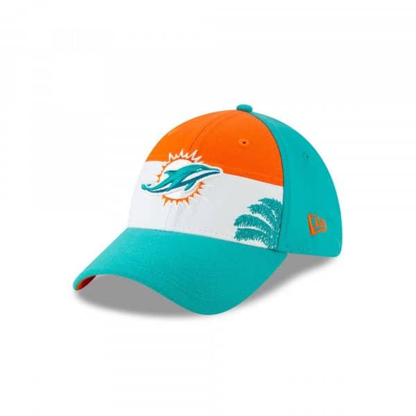 quite nice f987f 26b9a New Era Miami Dolphins 2019 NFL Draft 39THIRTY Flex Fit Cap On-Stage    TAASS.com Fan Shop