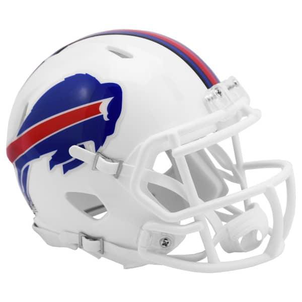 Buffalo Bills American Football NFL Speed Mini Helm