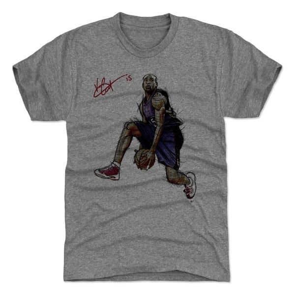 Vince Carter Toronto Raptors Signature Dunk NBA T-Shirt