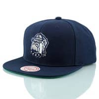 Georgetown Hoyas Wool Solid Snapback NCAA Cap