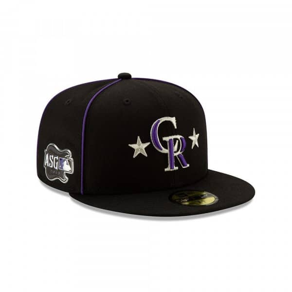 Colorado Rockies 2019 All Star Game 59FIFTY Fitted MLB Cap