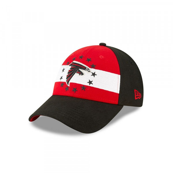 Atlanta Falcons 2019 NFL Draft On-Stage 9FORTY Adjustable Cap