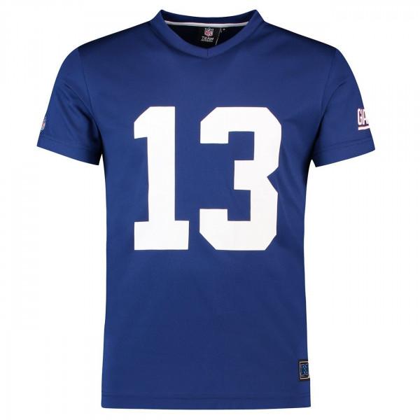 Odell Beckham Jr #13 New York Giants Player NFL Mesh T-Shirt