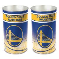Golden State Warriors NBA Metall Papierkorb