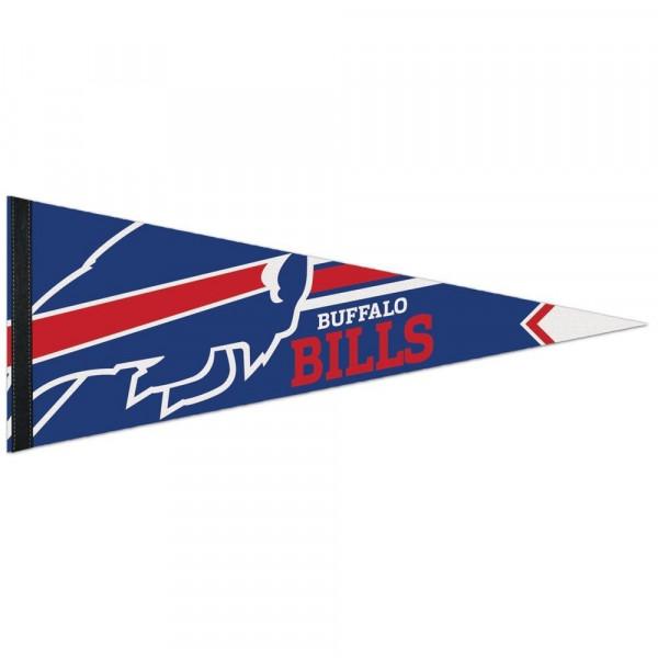 Buffalo Bills Big Logo Premium Football NFL Wimpel