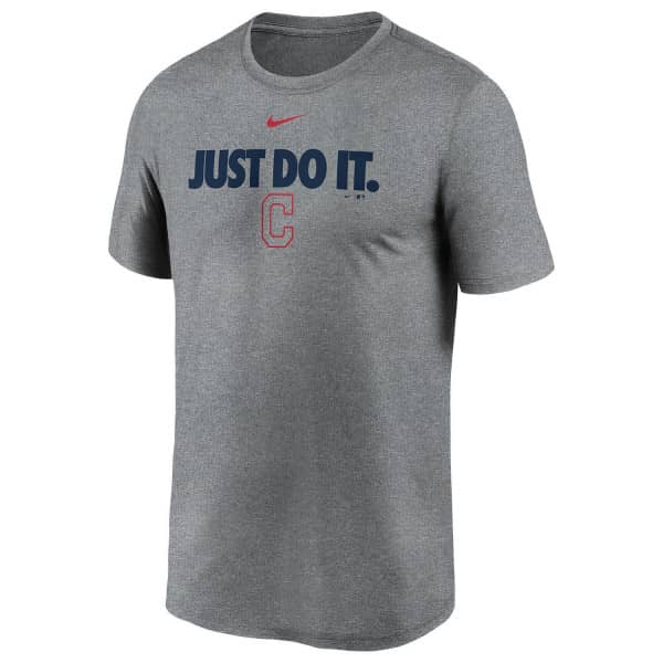 Cleveland Indians Just Do It Nike Legend MLB T-Shirt