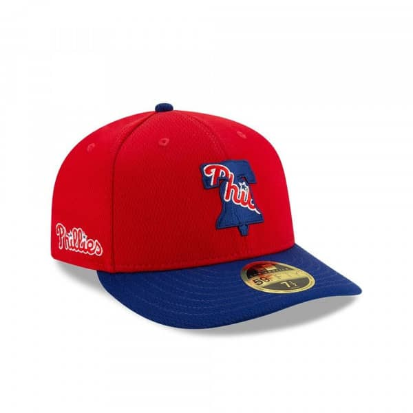 Philadelphia Phillies 2020 Authentic Spring Training Low Profile 59FIFTY MLB Cap