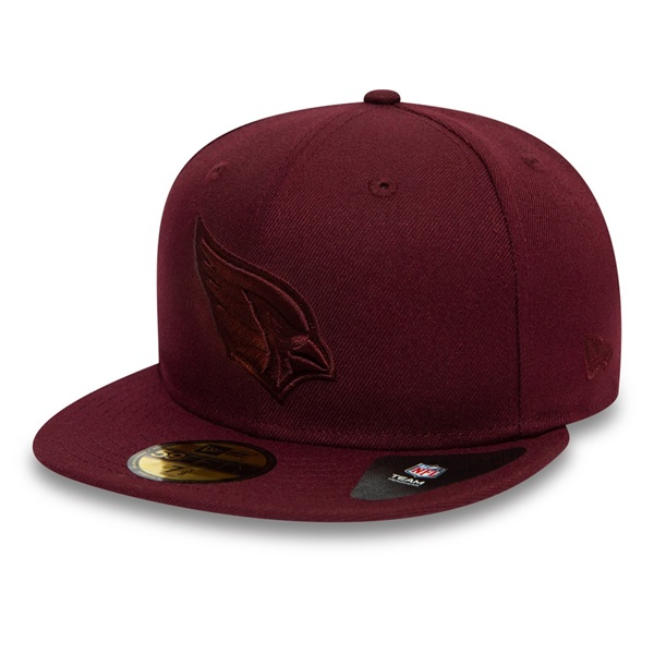 Arizona Cardinals Poly Tone 59FIFTY Fitted NFL Cap