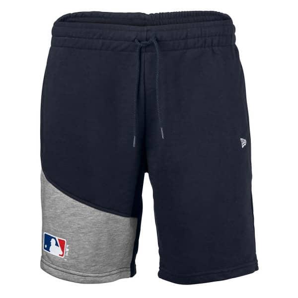 MLB Logo Color Block Baseball Shorts
