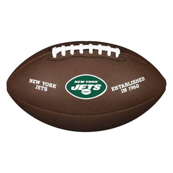 New York Jets Composite Full Size NFL Football