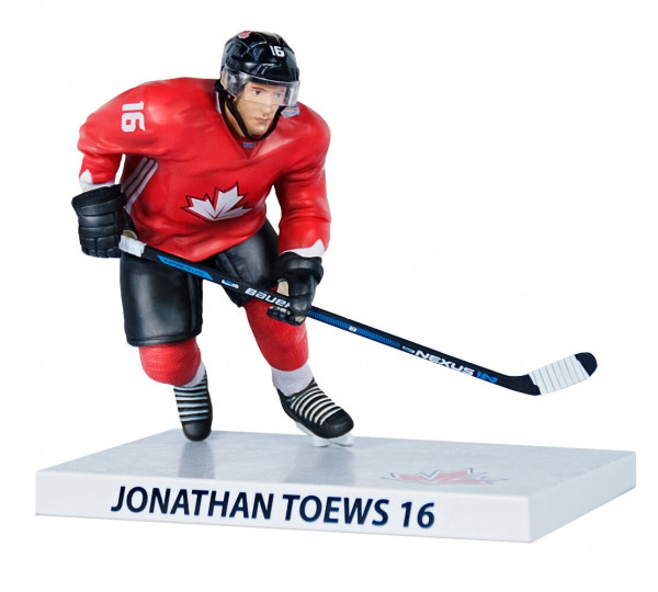 Jonathan Toews Team Canada WCH 2016 NHL Figur - Special Edition