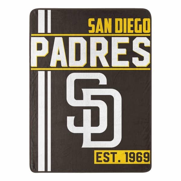 San Diego Padres Walk Off Super Plush MLB Decke