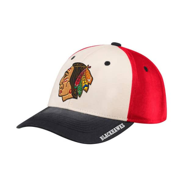 Chicago Blackhawks Cotton Adjustable NHL Cap