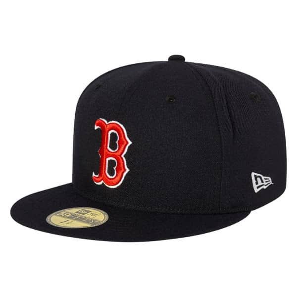 Boston Red Sox Authentic New Era 59FIFTY Fitted MLB Cap Game