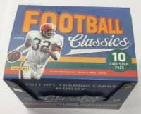 2017 Panini Classics Football Hobby Box NFL