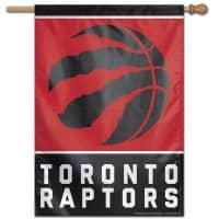 Toronto Raptors Vertical NBA Fahne
