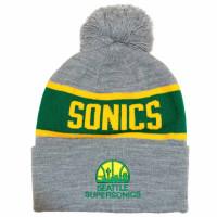 Seattle SuperSonics Team Tone NBA Wintermütze