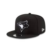Toronto Blue Jays Black & White 9FIFTY Snapback MLB Cap