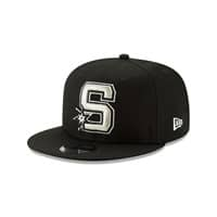 San Antonio Spurs 2019 NBA Back Half 9FIFTY Snapback Cap