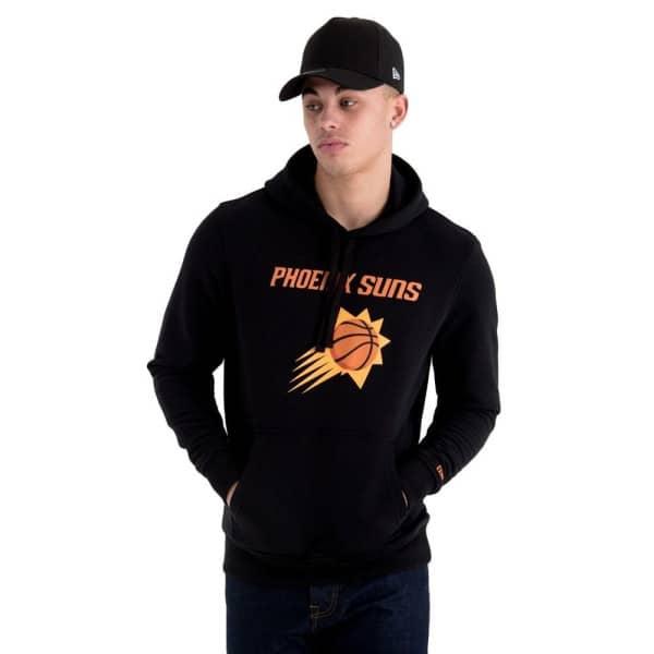 Phoenix Suns Team Logo Hoodie NBA Sweatshirt