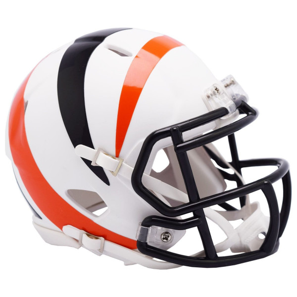 Cincinnati Bengals AMP Alternate NFL Speed Mini Helm