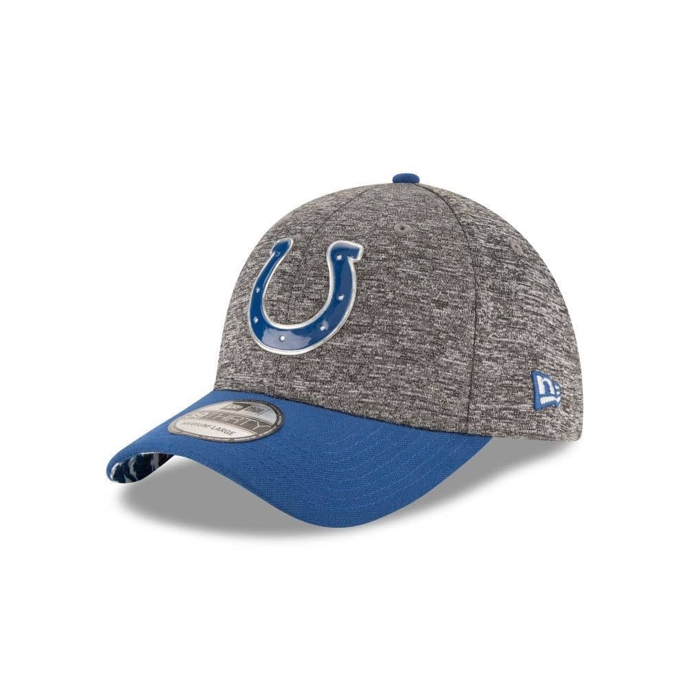 huge selection of b4714 b29f7 New Era Indianapolis Colts 2016 Draft 39THIRTY Stretch Fit NFL Cap   TAASS.com  Fan Shop