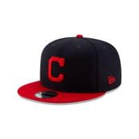 Cleveland Indians Basic Logo MLB Snapback Cap