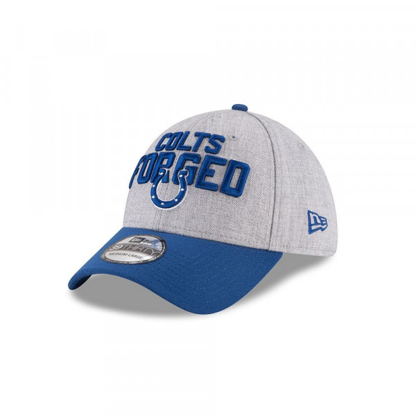 Indianapolis Colts 2018 NFL Draft 39THIRTY Flex Fit Cap