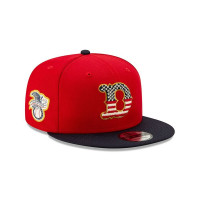 Detroit Tigers 4th of July 2019 MLB 9FIFTY Snapback Cap