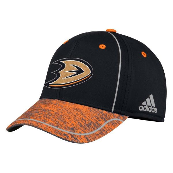 4fa538917 Anaheim Ducks 2018 Alpha Stretch Fit NHL Cap