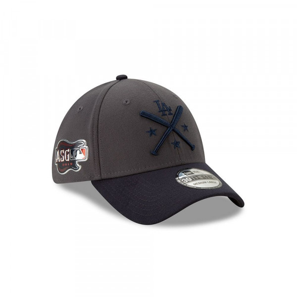 Los Angeles Dodgers 2019 MLB All Star Workout 39THIRTY Flex Fit Cap