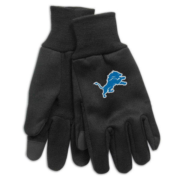 Detroit Lions Technology Touch-Screen NFL Handschuhe