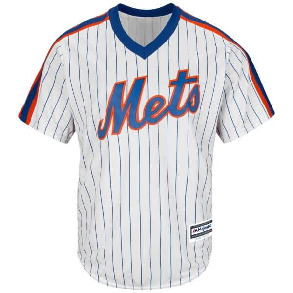 brand new 59b4c 99041 New York Mets Cool Base MLB Jersey Alternate Coop