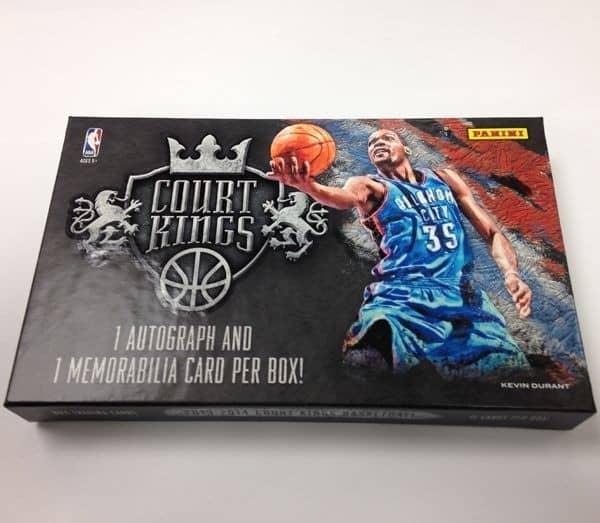 2013/14 Panini Court Kings Basketball Hobby Box NBA