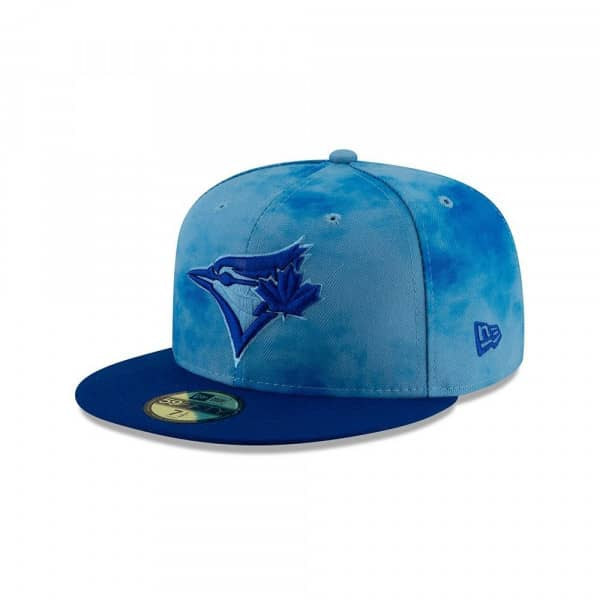 Toronto Blue Jays 2019 Father's Day 59FIFTY Fitted MLB Cap