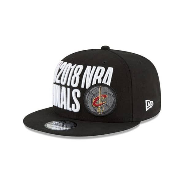 Cleveland Cavaliers 2018 NBA Finals 9FIFTY Snapback NBA Cap