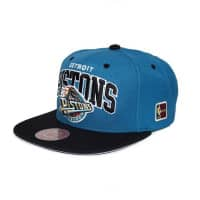 Detroit Pistons Arch Snapback NBA Cap /w HWC Patch